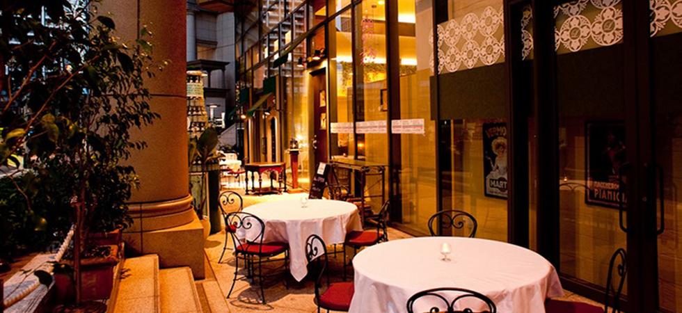 TRATTORIA CIAO TOKYO、宴会会場