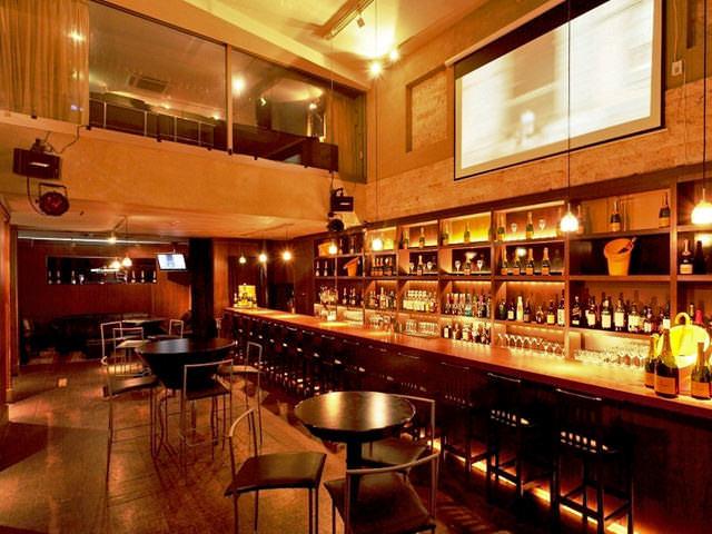 Wallflowers Bar(ウォールフラワーズバー)、パーティースペース