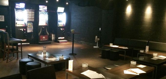 Bar PLAT、宴会会場