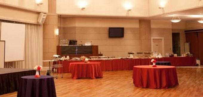 浜松町シーバンスホール、宴会会場