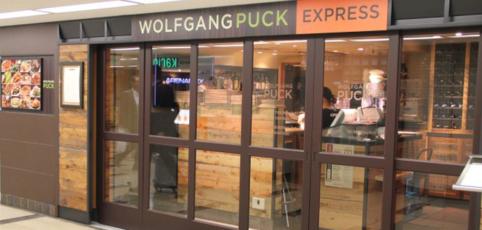 ウルフギャング・パック エクスプレス 大手町ビル店、パーティー会場
